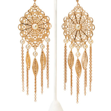 Catching Dreams Drop Earrings