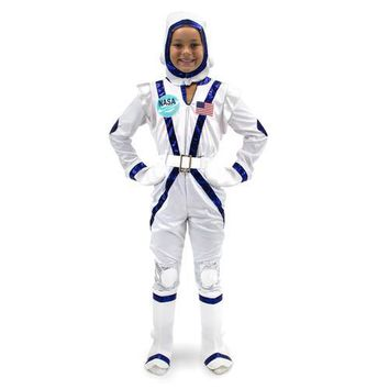 Spunky Space Cadet Children's Costume, 3-4