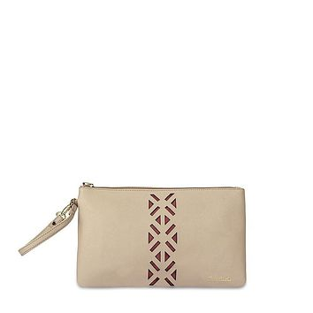 Rose Nylon Clutch Bag