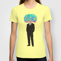 The Corporate Man  T-shirt by Maurece