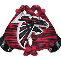 Nike Vapor Jet 3.0 On-Field (NFL Falcons) Men's Football Gloves