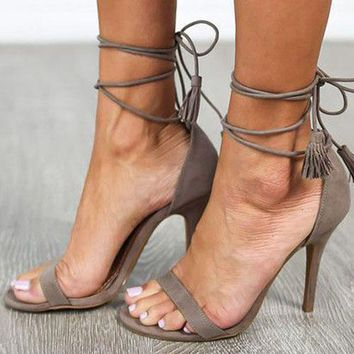 Summer Fringe Women Sandals