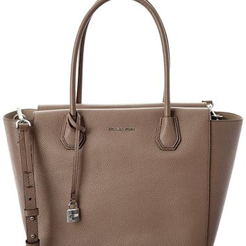 MICHAEL Michael Kors Women's Large Mercer Satchel