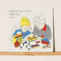 Girlpool -  Before The World Was Big LP