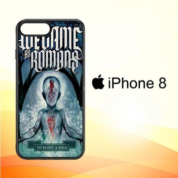 We Came As Romans cover Z1387 iPhone 8 Case