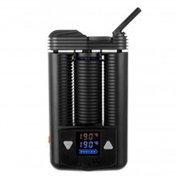 (STORZ & BICKEL) used   (not authentic re manufactured) MIGHTY VAPORIZER DRY HERB PORTABLE VAPE