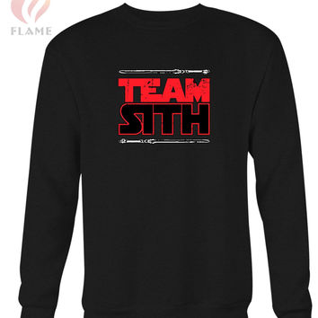 Star Wars Team Sith Long Sweater