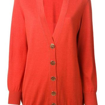 DCCKIN3 Tory Burch long line cardigan