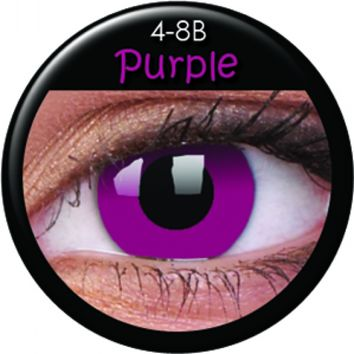 ColourVue Purple Coloured Contacts