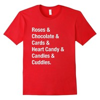 Valentine's Day Romantic T-Shirt