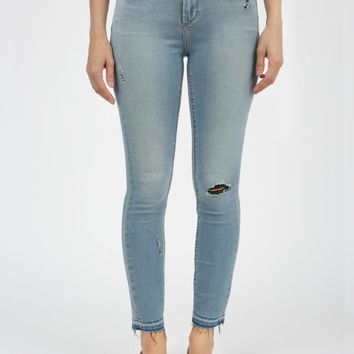 Articles of Society Carly Crop Jeans