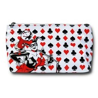 Harley Quinn Makeup Bag