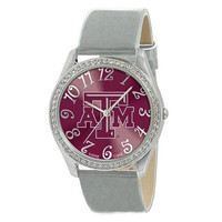 Texas A&M Aggies NCAA Ladies Glitz Series Watch