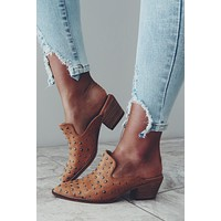REORDER: Start Your Week Mules: Camel