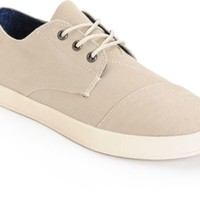 Toms Paseo Oxford Herringbone Shoes