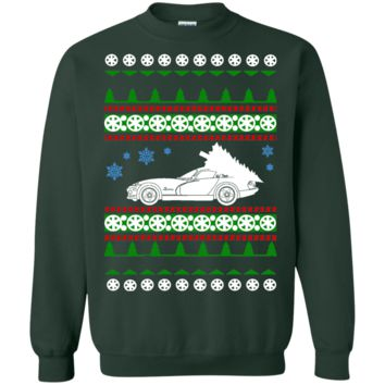 Dodge Viper Ugly Christmas Sweater