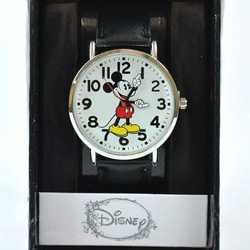 Accutime Classic Disney Mickey Mouse Watch