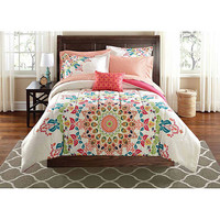 Walmart: Mainstays Bed-in-a-Bag Bedding Set