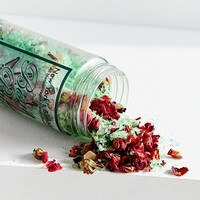 New York's Bathhouse Roses Bath Salt | Urban Outfitters