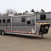 Horse Trailer Models | Custom Horse Trailers | Horse Trailer Manufacturer | Horse Trailer Options | Hawk Trailers