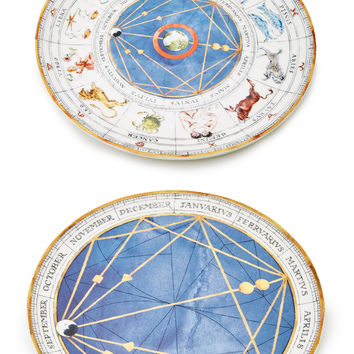 Sky Set-of-Two Dessert and Dinner Plate | Moda Operandi