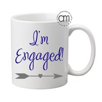 Engagement Gift, Bride to Be Gift, Bridal Shower Gift