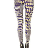 See You Monday  The Royalty Legging