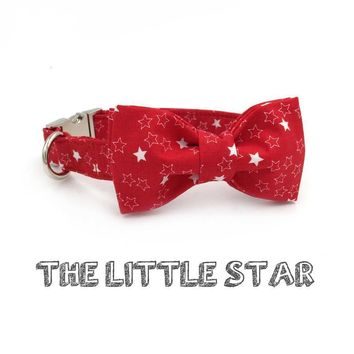 The Little Star Dog Collar and Leash Set