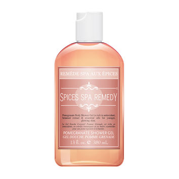 Spices Spa Remedy Pomegranate Shower Gel