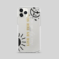 Tough Bumper iPhone Case - By The Sun And Moon