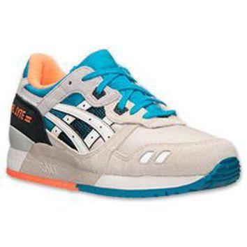 men s asics gel lyte iii casual shoes  number 2