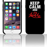Keep Calm and Lace Up 5 5s 6 6plus phone cases