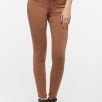UrbanOutfitters.com > BDG Cigarette Ankle Jean - Tan