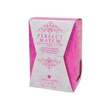 Lechat Perfect Match Gel + Nail Polish - Heartthrob PMS200
