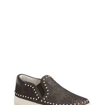 Girl's Ash 'Jetty' Slip-On Platform Sneaker,