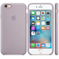 iPhone 6s Silicone Case - Lilac