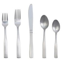 Pryce Silverware Set 20-pc. Stainless Steel - Room Essentials™