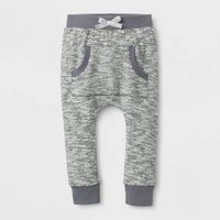 Baby Girls' Kanga Jogger Pants - Cat & Jack™ Black