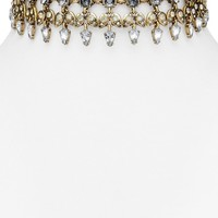 BaubleBar Shay Mitchell - Guest Bartender Collection Bolide Crystal Choker | Nordstrom