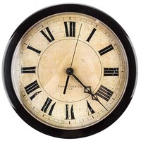 Black Antique Auto Set Wall Clock | Shop Hobby Lobby