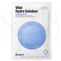 Dr.Jart+ Dermask Vital Hydra Solution Deep Hydration Sheet Mask