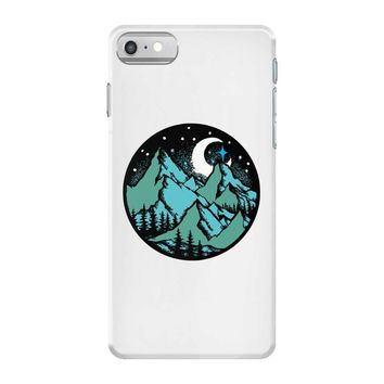mountains iPhone 7 Case