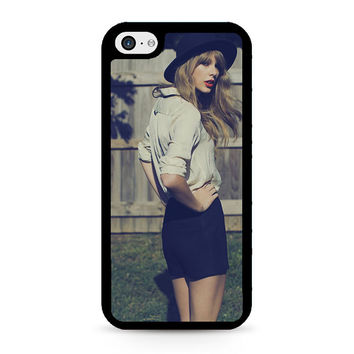 Taylor Swift Red Photoshoot iPhone 5C Case