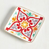 Boho Happily Marrakesh Jewelry Dish by ModCloth