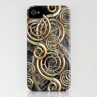 Kapa Haka (native bling!) iPhone Case by DevineDayDreams-aka Desirée Glanville | Society6