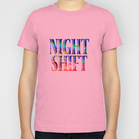Night Shift Kids T-Shirt by Gréta Thórsdóttir