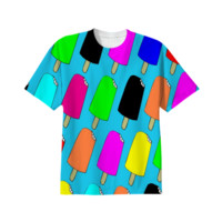 Popsicles T-shirt created by trilogy-anonymous | Print All Over Me