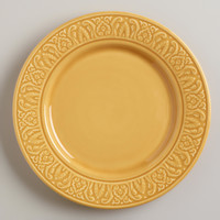 Amber Dinner Plates, Set of 4 - World Market