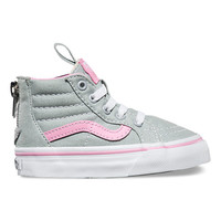 Toddlers Pop SK8-Hi Zip | Shop Toddler Shoes at Vans