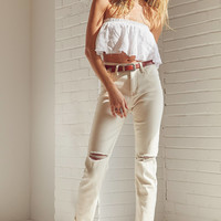 BDG Girlfriend High-Rise Jean - Pavement | Urban Outfitters